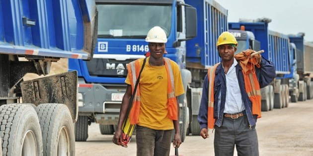 ALERT: Julius Berger Report N427 Million Loss (2017 Q1)