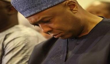 I Will Not Resign Senate Presidency, Saraki Declares
