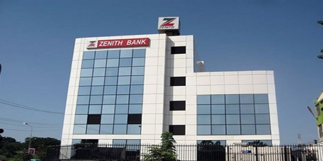 ALERT: Zenith Bank Declares N37.5 Billion Profit (2017 Q1)