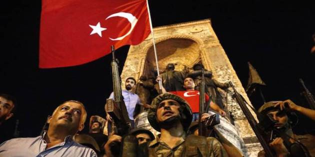 Failed Turkish Coup: Lessons For Nigeria
