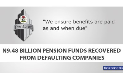 Nigerian pension