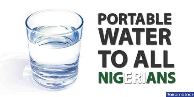 How FG Plans to Provide Portable Water To All Nigerians