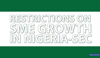 How Outdated Regulations May Be Restricting SME Growth in Nigeria-SEC