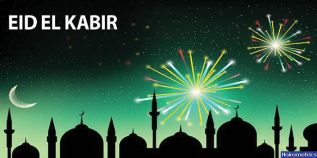 EID-EL-KABIR IN A TIME OF RECESSION