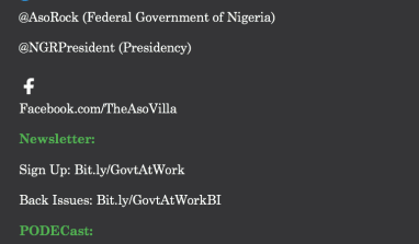 @ToluOgunlesi : Govt. Is Strengthening Its Role As 'Publisher' To Better Communicate