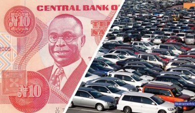 A story about Inflation, Ten Naira Note and Tokunbo Vehicles