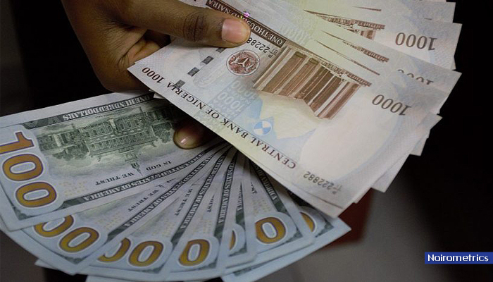 Exchange rate falls at black market as forex liquidity declines by 89.8%