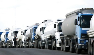 Latest Tanker Drivers' Strike Reveals A Striking Theory About The FG