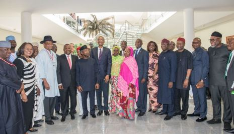 Complete list of 41 people included in Nigerian Industrial Policy and Competitiveness Advisory Council