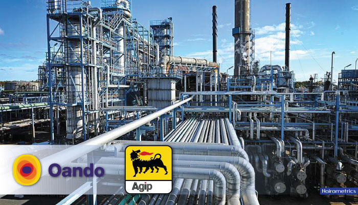 Image result for Oando, Agip take over repairs, maintenance of Port Harcourt Refinery