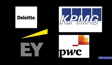 PWC, KPMG, E&Y, Deloitte earn N 6.4 billion in audit fees from Nigeria's biggest companies
