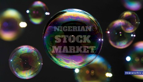 CBN Governor says Nigerian stock market may be in a bubble