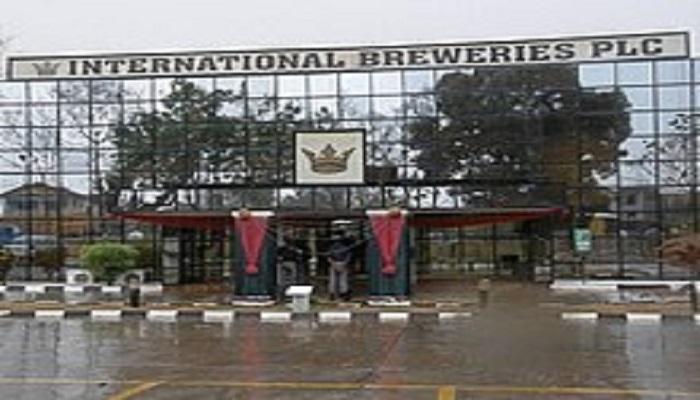 International Breweries financial statement, International Breweries revenue, International Breweries on Nigerian Stock Exchange, International Breweries shares, International Breweries Plc