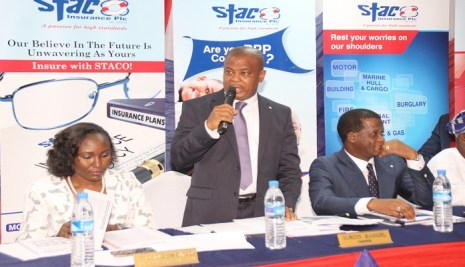Staco Insurance profit after tax falls to N202 million in H1 2017