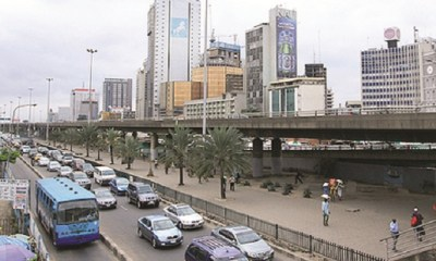Nigeria's GDP picks up to 2.28% y/y in Q3-19, Nigerian Banks reduce dollar spending limits as forex scarcity rises