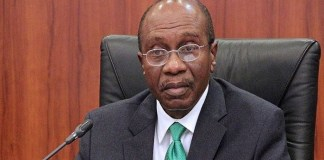 Mr. Godwin Emefiele,