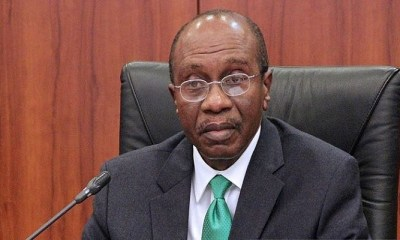 Nigeria's ratings risk downgrade over rising debt and lower revenue, Godwin Emefiele, CBN, Textile, CBN