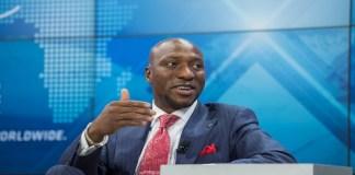 Oscar Onyema, C.E.O, Listing, Nigeria Stock Exchange