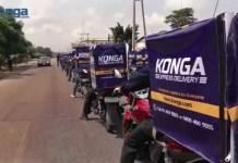 Konga offline