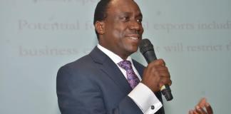 Demola Shogunle CEO of Stanbic IBTC Bank