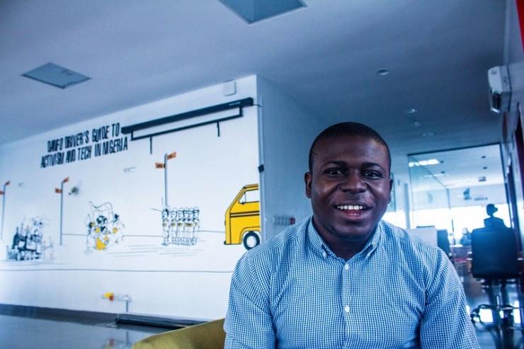 Nelson Olanipekun, founder, Gavel