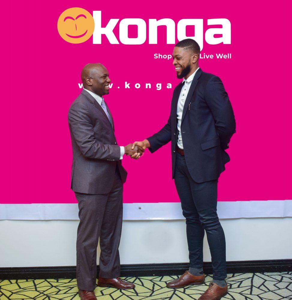 Konga spots new logo to reflect merger with Yudala ...