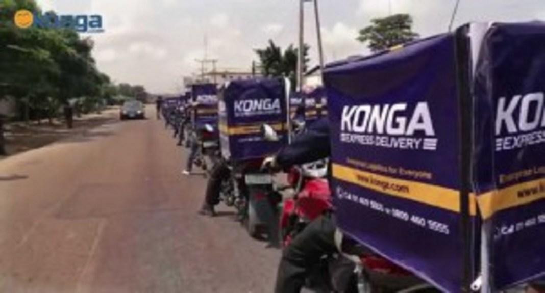 Konga offline, Online shopping, e-commerce