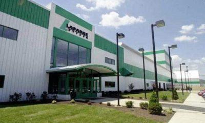 Lafarge Factory Plant, Lafarge