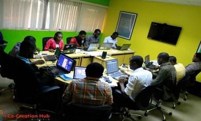 Co-creation Hub, Yaba , Lagos, Nigeria.
