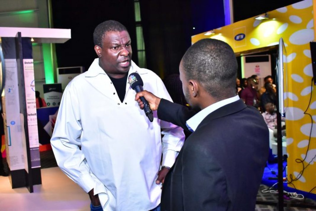 Okundola Bamgboye, Events and sponsorship manager, MTN Nigeria speaking to CNBC