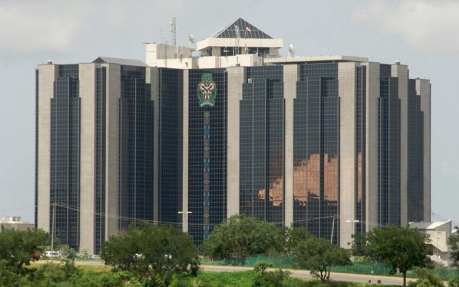 The CBN Building, Abuja