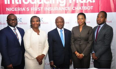 Introducing Max: Custodian Investment Plc launches Nigeria's first ever insurance chatbot