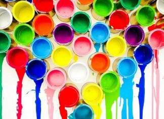 Meyer paints