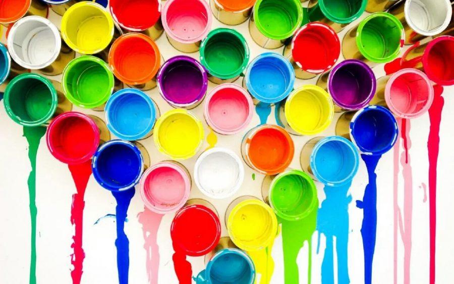 Meyer paints