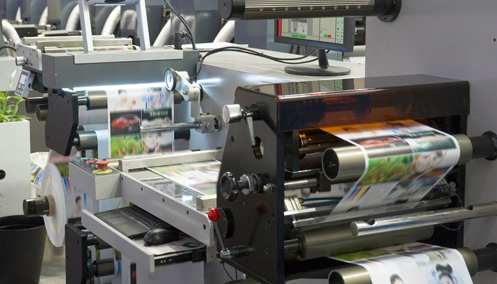 Tripple Gee printing Press