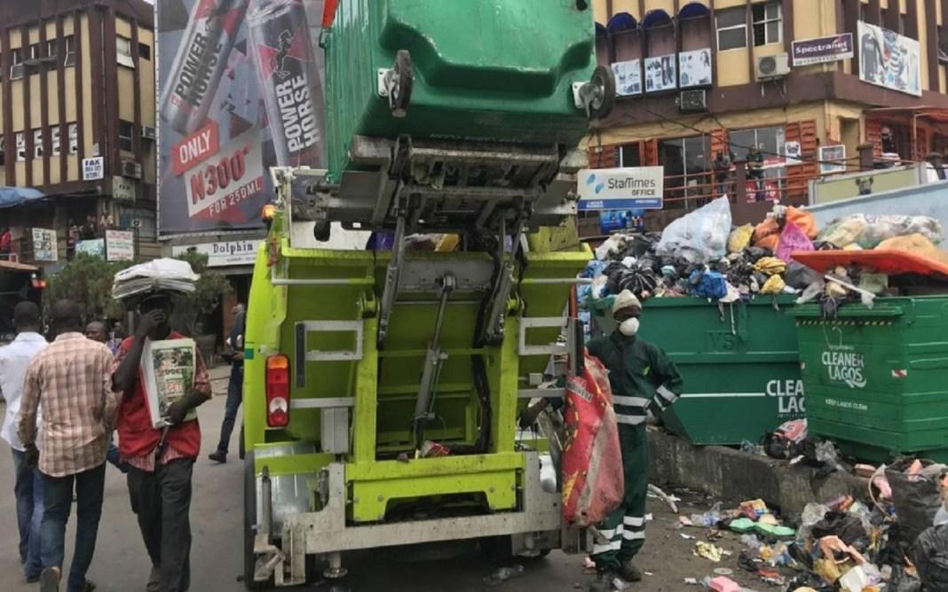 Visionscape Sanitation Solution