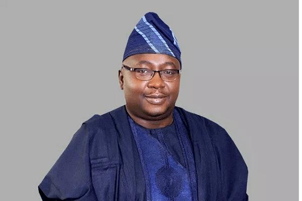 Adebayo Adelabu CBN Deputy Governor, Operations.