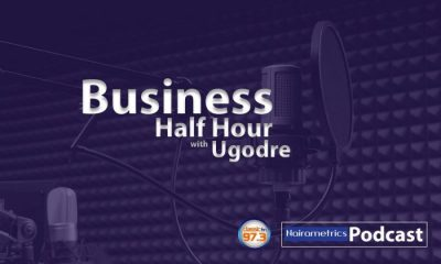 Business half hour - naira metrics