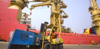 Samsung Heavy Industries, Ladol, Oil and Gas