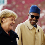 President Buhari to sign deal with Siemens, President Buhari and Angela Merkel meeting, German Chancellor Angela Merkel, Siemens, Egypt megaproject