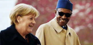 President Buhari to sign deal with Siemens, President Buhari and Angela Merkel meeting, German Chancellor Angela Merkel, Siemens, Egypt megaproject