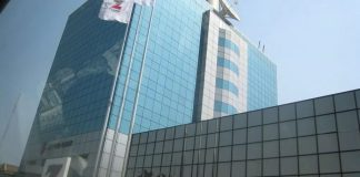 Zenith bank head quarters