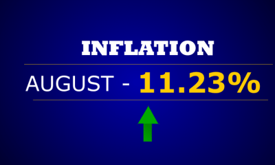 August Inflation