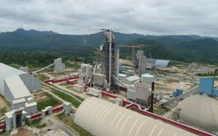 Kalambaina Cement Line 2, BUA Group, Kalambaina Cement, CCNN