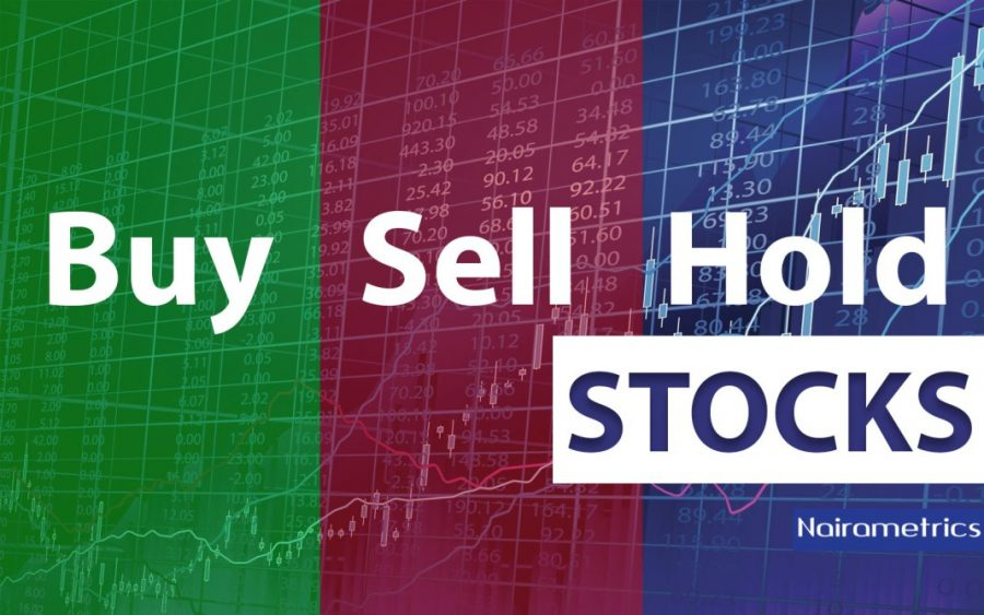 Buy Sell Hold Stocks