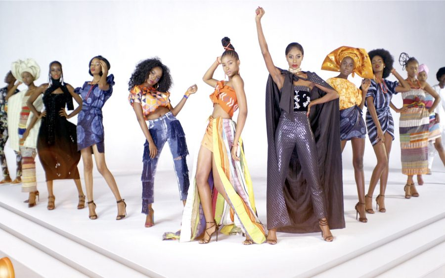GTBank Fashion Week