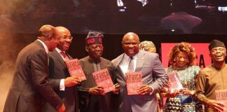 Jim Ovia's book launch