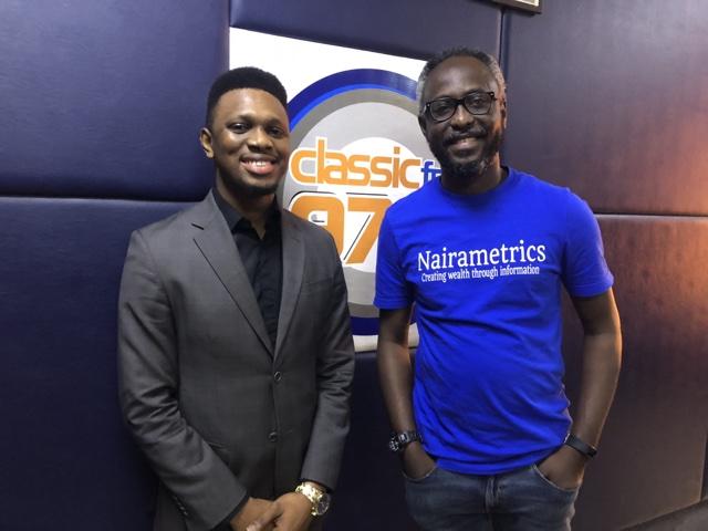 John Obidi and Ugodre
