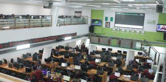 Nigerian Stock exchange, Stock market