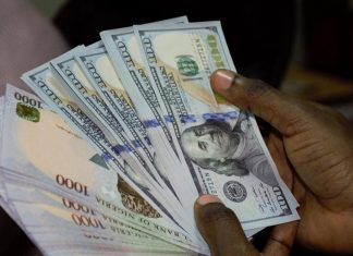 Naira vs dollas, IMF, Foreign Reserves, External reserves, CBN